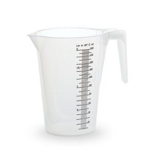 2 liter maatkan